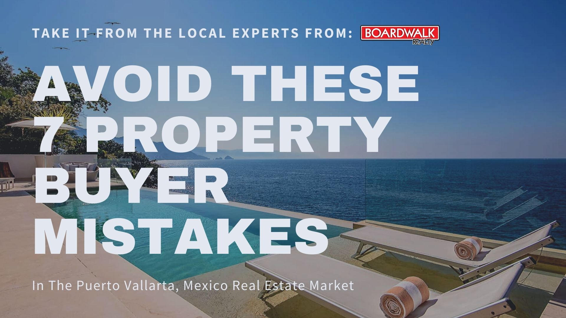 Avoid These 7 common real estate mistakes